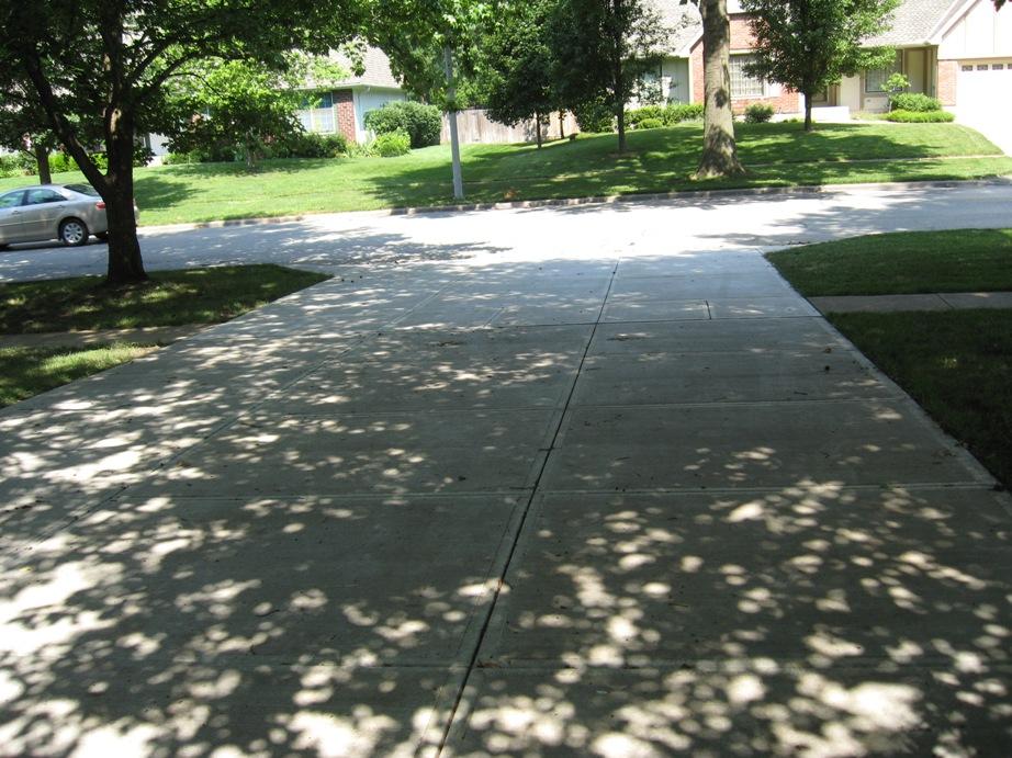 Concrete Driveway Kansas City Driveway Repair And